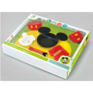 ディズニー(Disney)のDisney 食器セット ミッキー(離乳食器セット)