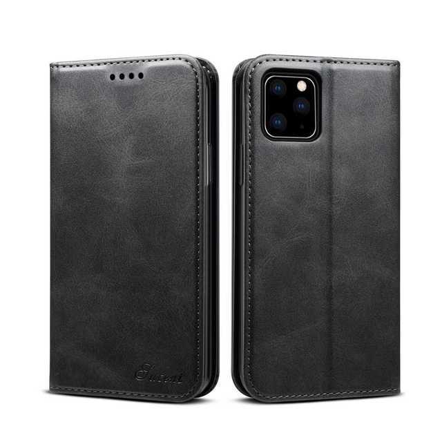 アイフォン11 手帳型ケース スマホカバー ブラック iPhone11の通販 by coco's shop|ラクマ