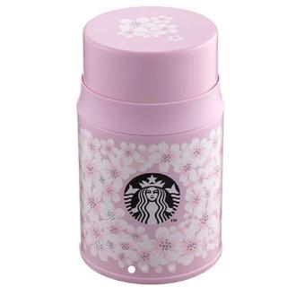 スターバックスコーヒー(Starbucks Coffee)のスープジャー フードジャー スタバ STARBUCKSスターバックス 弁当に(その他)