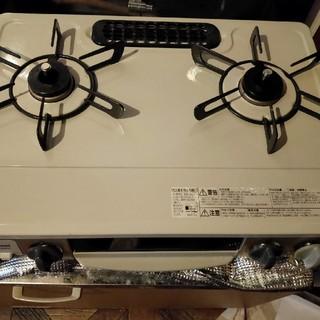 リンナイ(Rinnai)の【値下げ】ガスコンロ都市ガス用(調理機器)