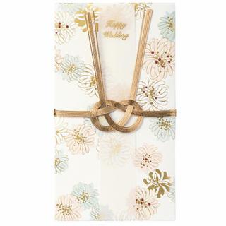 ポールアンドジョー(PAUL & JOE)の即日発送【新品・未使用】ポール&ジョー ご祝儀袋 祝儀袋 結婚式 ホワイトf(ラッピング/包装)