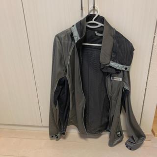 シマノ(SHIMANO)のシマノ モスシールド・スパッタメッシュジャケット JA-001H LLサイズ(ウエア)