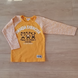 サンカンシオン(3can4on)の3can4on 長袖Tシャツ 100 (Tシャツ/カットソー)