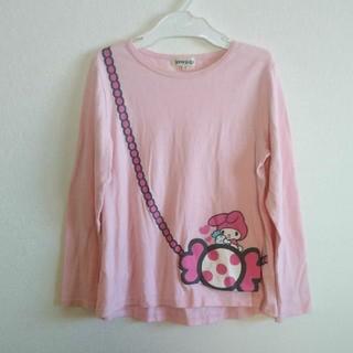 マイメロディ女の子シャツ120〜130