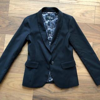 CECIL McBEE - セシルマクビー ジャケット ブラック