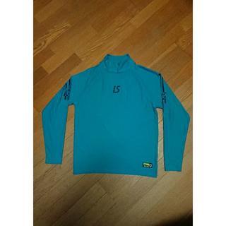 ルース(LUZ)のLUZ e SOMBRA/ルースイソンブラ 長袖プラシャツMサイズ(ウェア)