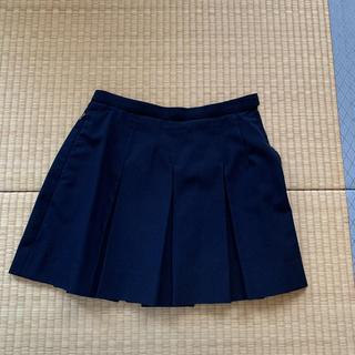 エル(ELLE)のELLE 学生服 夏用スカート(ひざ丈スカート)