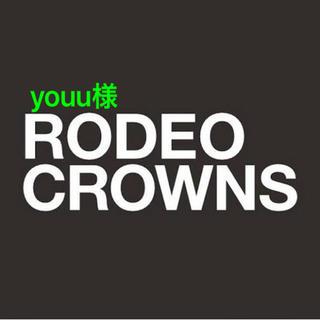 ロデオクラウンズ(RODEO CROWNS)のyouu様専用(Tシャツ/カットソー(半袖/袖なし))