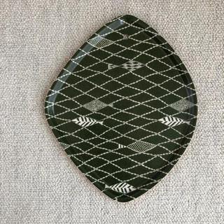 ミナペルホネン(mina perhonen)のミナペルホネン♡トレイ  パシフィック(テーブル用品)