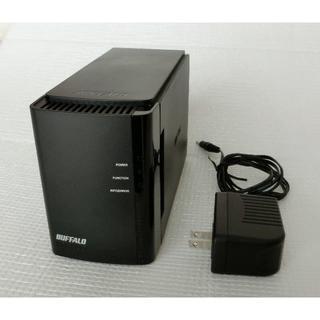 バッファロー(Buffalo)のBuffalo NAS Linkstation   LS-WX2.0TL/R1(PC周辺機器)