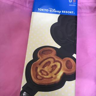 Disney - ミッキー  ワッフル メーカー