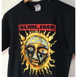 ワコマリア(WACKO MARIA)の美品 sublime バンドT S skunk records rancid(Tシャツ/カットソー(半袖/袖なし))