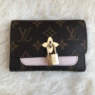 ルイヴィトン(LOUIS VUITTON)の折財布(財布)