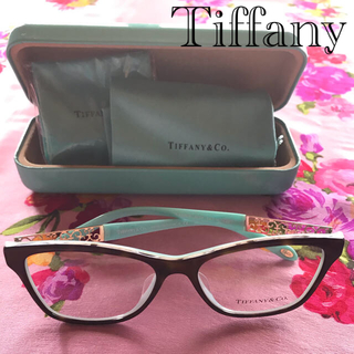 Tiffany & Co. - ティファニー レディースメガネフレーム