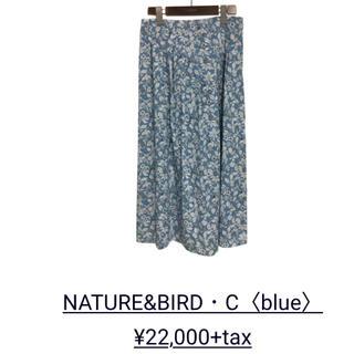 ロイスクレヨン(Lois CRAYON)のロイスクレヨン・NATURE&BIRD・Cスカート (その他)