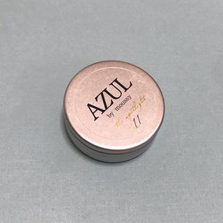 アズールバイマウジー(AZUL by moussy)のAZUL 練り香水(香水(女性用))