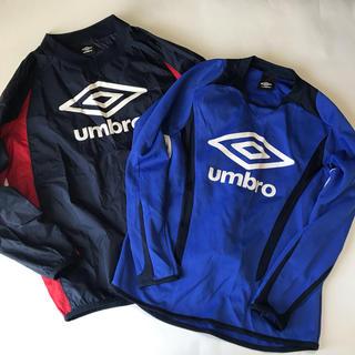 アンブロ(UMBRO)のumbro  アンブロ ピステ  プラクティスシャツ 150(ジャケット/上着)