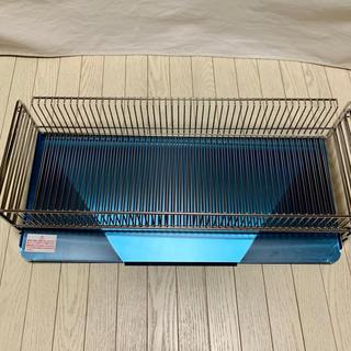ベルメゾン(ベルメゾン)の燕三条 ベルメゾン 伸縮水切りカゴ Lサイズ(収納/キッチン雑貨)