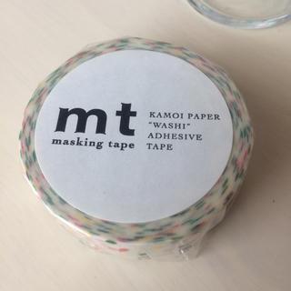 エムティー(mt)の廃盤 mt マステ ドロップレッド(MT01D073)新品未開封(テープ/マスキングテープ)