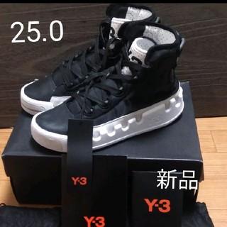 ワイスリー(Y-3)の新品 Y-3  ワイスリー  KASABARU スニーカー 25.0サイズ(スニーカー)