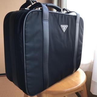 プラダ(PRADA)のプラダソフトスーツケース(スーツケース/キャリーバッグ)