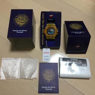 ジーショック(G-SHOCK)の限定 新品 CASIO G-SHOCK GW-9403KJ-9JR イルクジ(腕時計(デジタル))