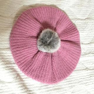 ミルクフェド(MILKFED.)のミルクフェド(ハンチング/ベレー帽)
