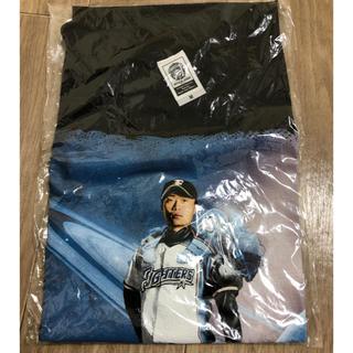 北海道日本ハムファイターズ - 中島卓也 北海道日本ハムファイターズ 2016 Tシャツ