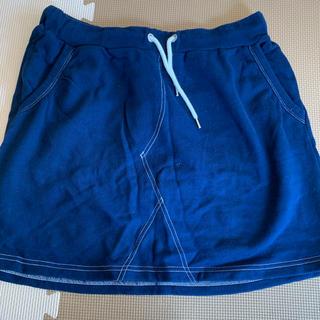 ロデオクラウンズ(RODEO CROWNS)のRODEO CROWNSスウェットスカート(ミニスカート)