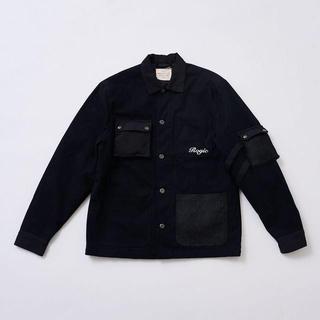 オフホワイト(OFF-WHITE)のROGIC Military Jacket Black(ミリタリージャケット)