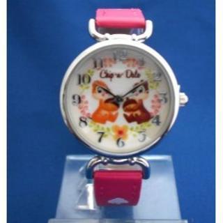 ディズニー(Disney)のチップ&デイルの腕時計PK-chip&daleリストウォッチ(腕時計)