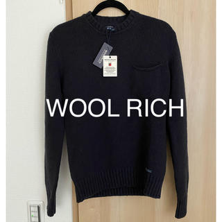 WOOLRICH - WOOL RICH プルオーバー セーター