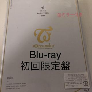"""ウェストトゥワイス(Waste(twice))のTWICE """"#Dreamday""""Blu-ray初回限定盤(ミュージック)"""
