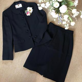 クレージュ(Courreges)の美品、クレージュ、濃紺スーツ(スーツ)