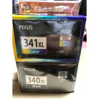 Canon - Canonインクカートリッジ BC-341XL+340XL/2MP 写真用紙付き
