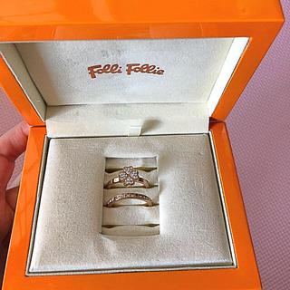 フォリフォリ(Folli Follie)の箱無し販売(リング(指輪))