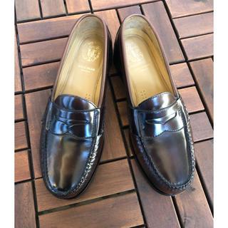 コールハーン(Cole Haan)の【美品】COLE HAAN ピンチグランド ペニーローファー(ローファー/革靴)