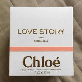 クロエ(Chloe)のクロエ ラブストーリーオーセンシュエルオードパルファム 30ml(香水(女性用))