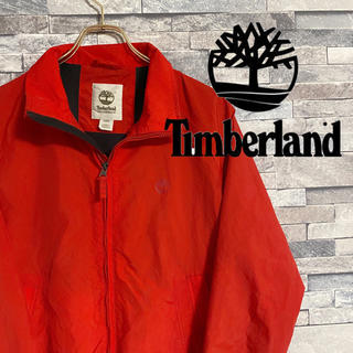 Timberland - ティンバーランド ナイロンジャケット レッド