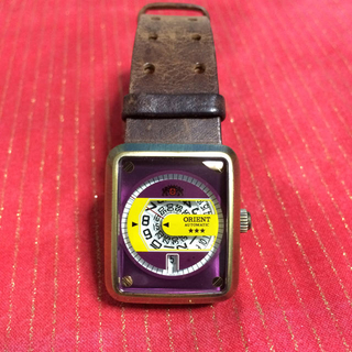オリエント(ORIENT)のオリエント腕時計(腕時計)
