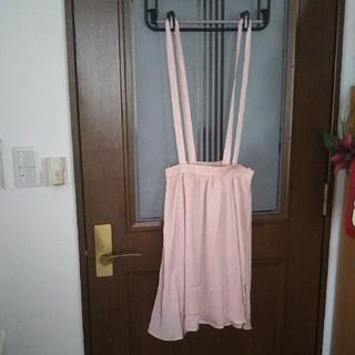 ディップドロップス(Dip Drops)のDip drops 吊りスカート(ひざ丈スカート)