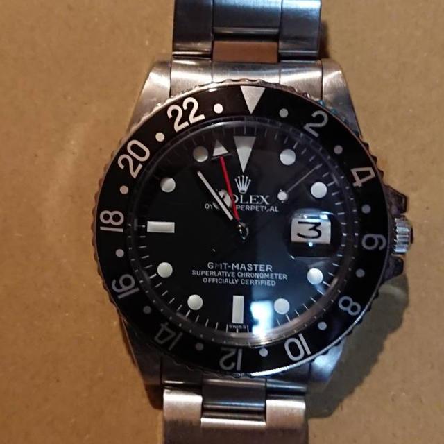 ROLEX - ロレックス  GMTマスター 腕時計 メンズの通販