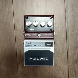 エフェクター(EFFECTOR)のDigiTech リバーブ Hardwire StereoReverbRV-7 (エフェクター)