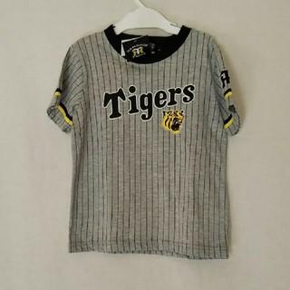 ハンシンタイガース(阪神タイガース)の新品☆120㎝ 阪神タイガース Tシャツ(Tシャツ/カットソー)