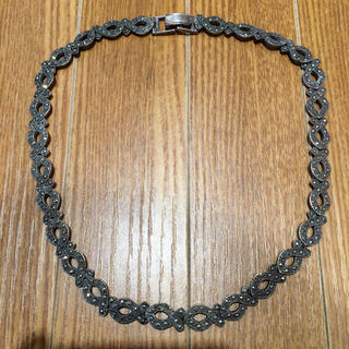925刻印シルバーネックレス(90016302)(ネックレス)