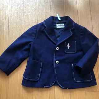familiar - ファミリア 3歳用 ジャケット ヴィンテージ