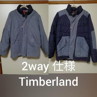 Timberland - Timberland 2way仕様 ジャンパー