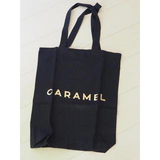 キャラメルベビー&チャイルド(Caramel baby&child )の【新品タグ付き】CARAMEL 伊勢丹限定トート ネイビー(トートバッグ)