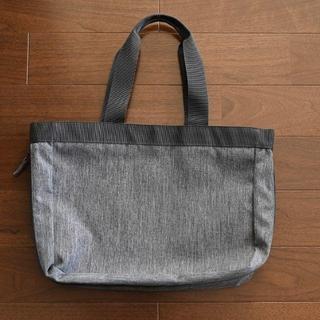 ムジルシリョウヒン(MUJI (無印良品))の無印良品 撥水トートバッグ グレー(トートバッグ)