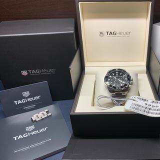 タグホイヤー(TAG Heuer)の価格改定!TAG Heuer タグホイヤー アクアレーサー CAY111A(腕時計(デジタル))